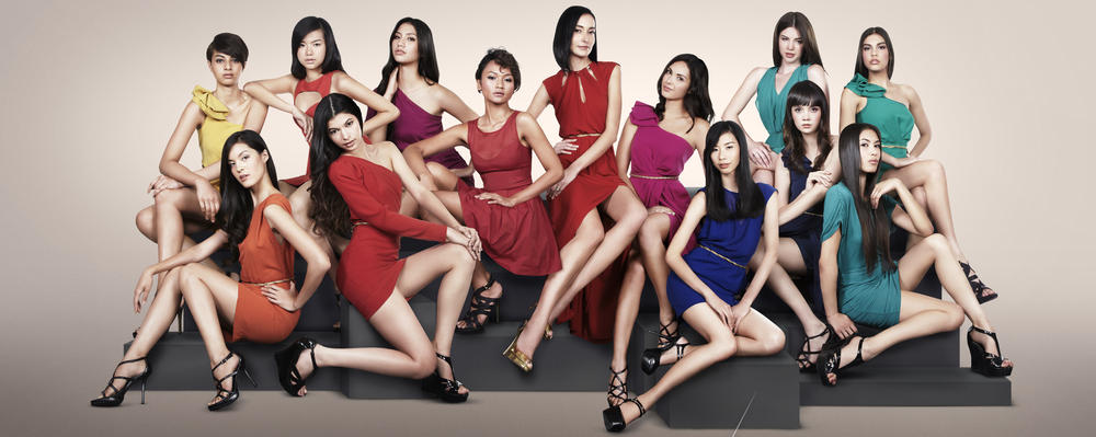 Supermodelme Season 3 Promo Images Group Shot