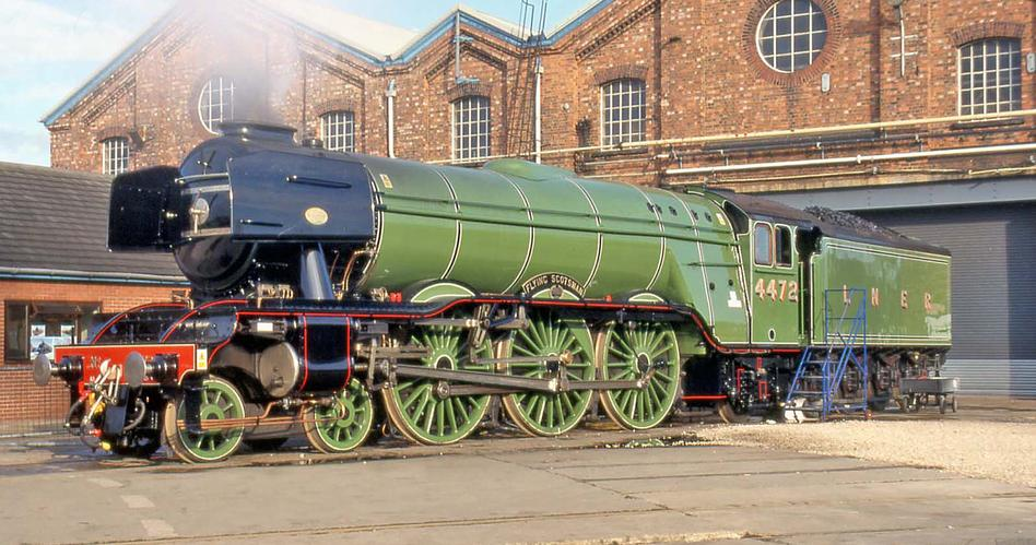 The Flying Scotsman Ben choose whichever one looks best 2