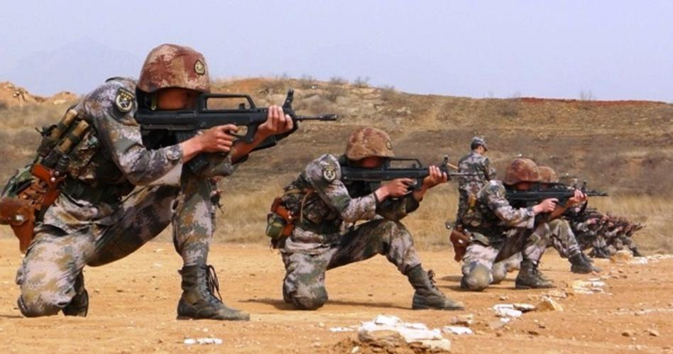 Copy of Special Forces China