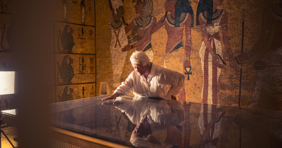 Man Who Shot Tutankhamun large