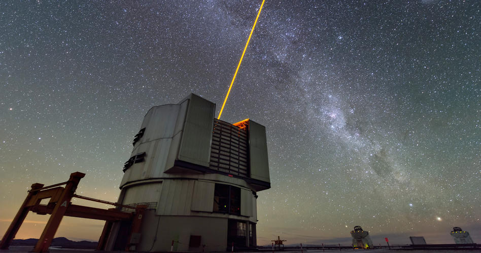 The Worlds Most Powerful Telescopes